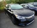 Honda Accord Sport Special Edition Sedan Crystal Black Pearl photo #4