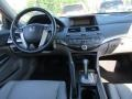 Honda Accord EX-L Sedan Alabaster Silver Metallic photo #10