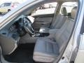 Honda Accord EX-L Sedan Alabaster Silver Metallic photo #13