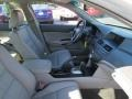 Honda Accord EX-L Sedan Alabaster Silver Metallic photo #17