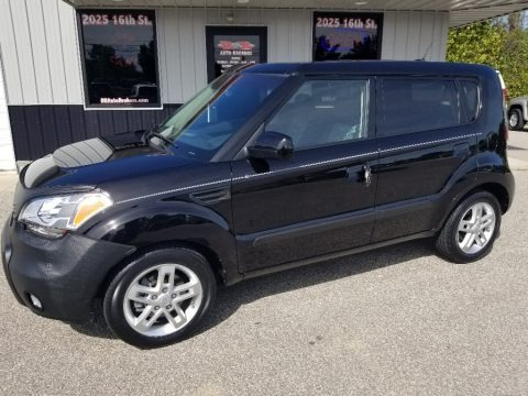 Java Brown 2010 Kia Soul !