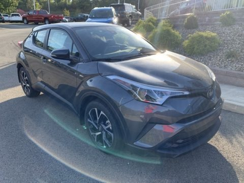 Magnetic Gray Metallic 2019 Toyota C-HR XLE