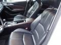 Mazda MAZDA3 Touring 4 Door Snowflake White Pearl Mica photo #15