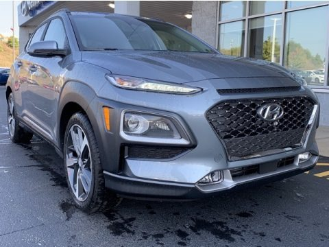 Thunder Gray 2020 Hyundai Kona Ultimate AWD