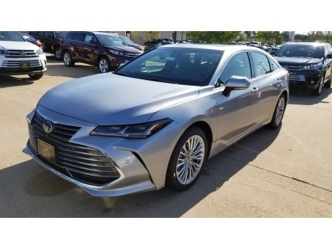 Celestial Silver Metallic 2020 Toyota Avalon Hybrid Limited