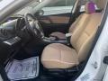 Mazda MAZDA3 i Touring 4 Door Crystal White Pearl Mica photo #10