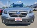 Subaru Outback 2.5i Premium Ice Silver Metallic photo #2