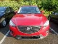 Mazda CX-5 Touring AWD Soul Red Metallic photo #4