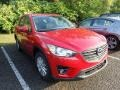 Mazda CX-5 Touring AWD Soul Red Metallic photo #5