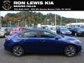 Kia Forte LXS Sea Blue photo #1