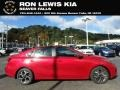 Kia Forte LXS Currant Red photo #1