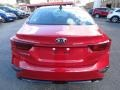 Kia Forte LXS Currant Red photo #4