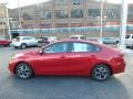 Kia Forte LXS Currant Red photo #6