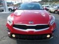 Kia Forte LXS Currant Red photo #8