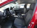 Kia Forte LXS Currant Red photo #14