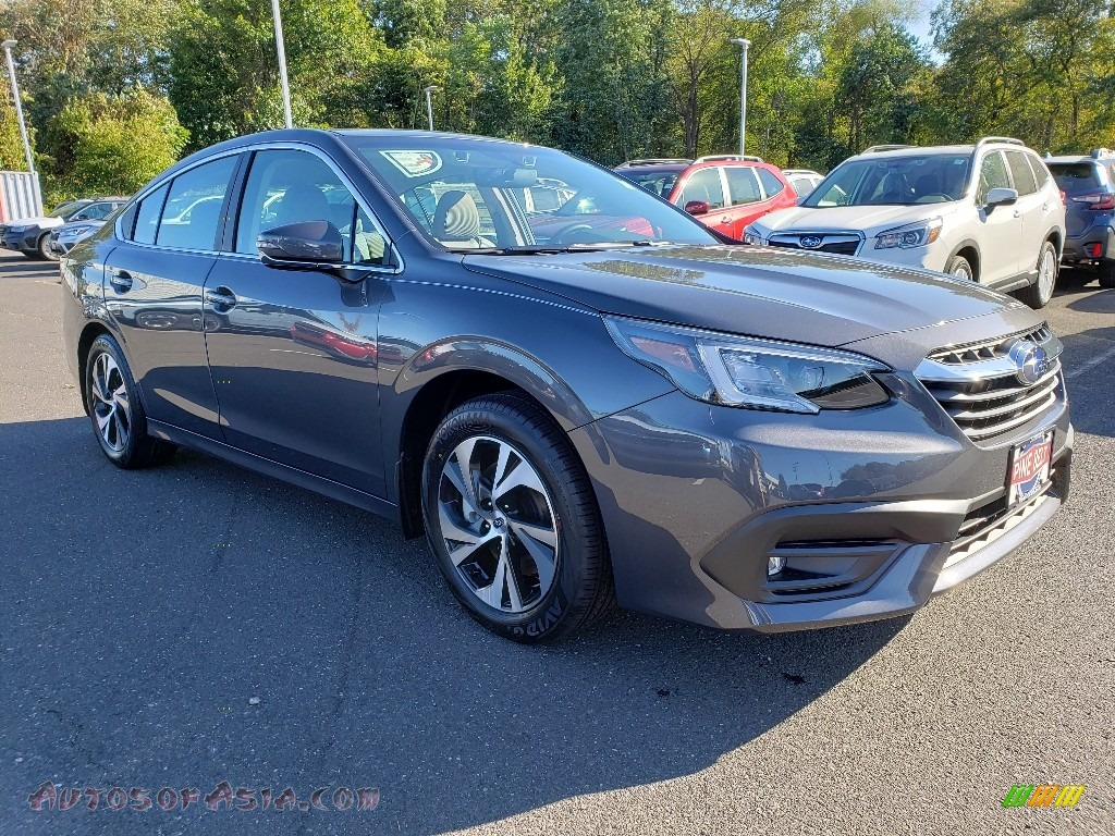 2020 Legacy 2.5i Premium - Magnetite Gray Metallic / Titanium Gray photo #1