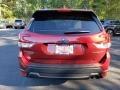Subaru Forester 2.5i Premium Crimson Red Pearl photo #5