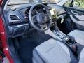 Subaru Forester 2.5i Premium Crimson Red Pearl photo #8