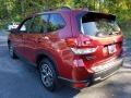 Subaru Forester 2.5i Premium Crimson Red Pearl photo #4