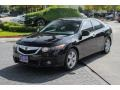 Acura TSX Sedan Crystal Black Pearl photo #3