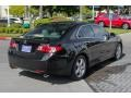 Acura TSX Sedan Crystal Black Pearl photo #7