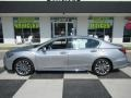 Acura RLX FWD Lunar Silver Metallic photo #1