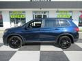 Honda Passport Sport Obsidian Blue Pearl photo #1