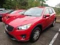 Mazda CX-5 Touring AWD Soul Red Metallic photo #1
