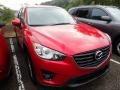 Mazda CX-5 Touring AWD Soul Red Metallic photo #4
