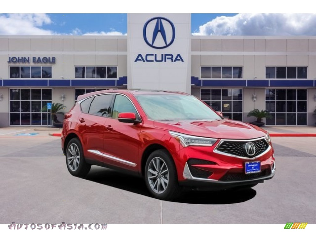 2020 RDX Technology - Performance Red Pearl / Parchment photo #1