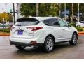 Acura RDX Advance AWD Platinum White Pearl photo #7