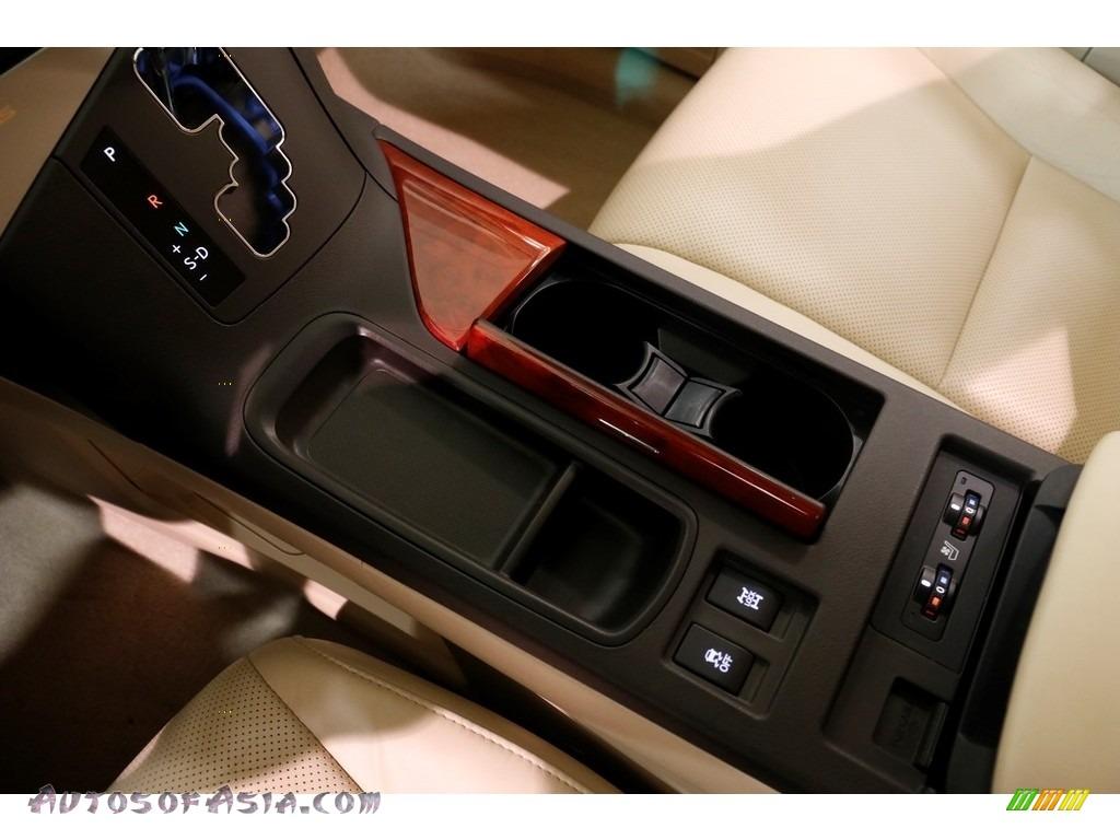 2010 RX 350 AWD - Starfire White Pearl / Parchment/Brown Walnut photo #12