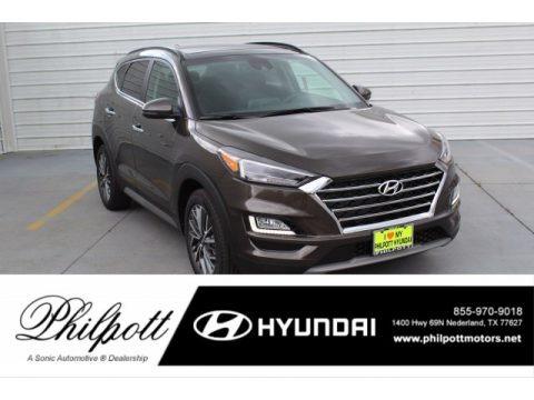 Sage Brown 2020 Hyundai Tucson Ultimate
