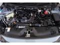 Honda Civic EX Hatchback Sonic Gray Pearl photo #10