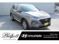 Hyundai Santa Fe SE Portofino Gray photo #1