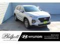 Hyundai Santa Fe SE Symphony Silver photo #1