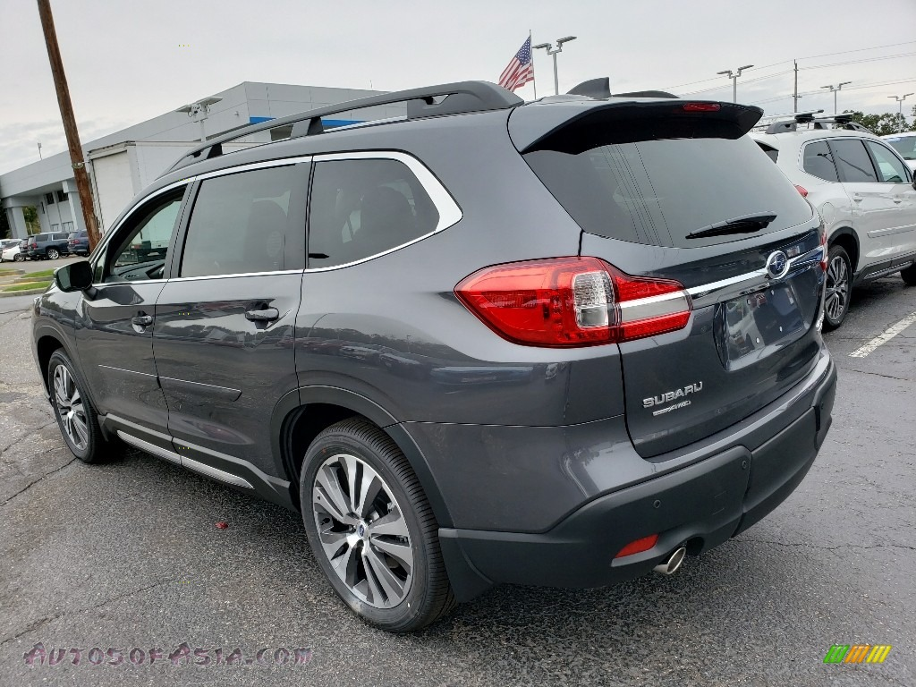 2020 Ascent Limited - Magnetite Gray Metallic / Slate photo #4