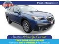 Subaru Outback 2.5i Premium Abyss Blue Pearl photo #1