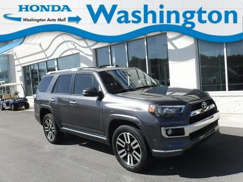 Magnetic Gray Metallic 2015 Toyota 4Runner Limited 4x4