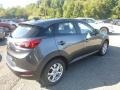 Mazda CX-3 Sport AWD Machine Gray Metallic photo #2