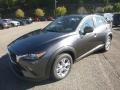 Mazda CX-3 Sport AWD Machine Gray Metallic photo #5