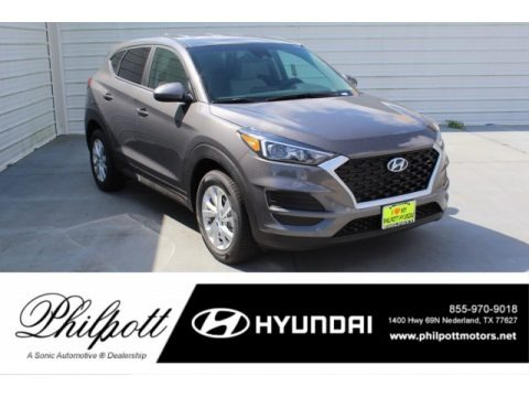 Magnetic Force Metallic 2020 Hyundai Tucson SE