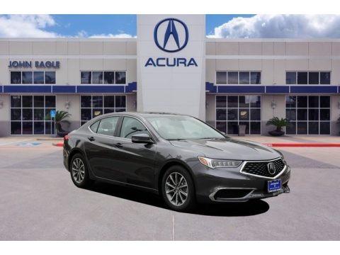 Modern Steel Metallic 2020 Acura TLX Technology Sedan