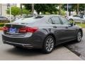 Acura TLX Technology Sedan Modern Steel Metallic photo #7