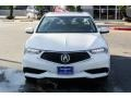 Acura TLX Technology Sedan Lunar Silver Metallic photo #2
