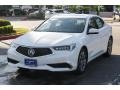 Acura TLX Technology Sedan Lunar Silver Metallic photo #3