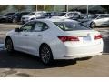 Acura TLX Technology Sedan Lunar Silver Metallic photo #5