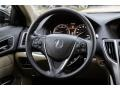 Acura TLX Technology Sedan Lunar Silver Metallic photo #27