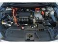 Honda Clarity Plug In Hybrid Solar Silver Metallic photo #10