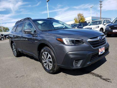 Magnetite Gray Metallic 2020 Subaru Outback 2.5i Premium